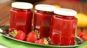 Erdbeer-Marmelade Rezept