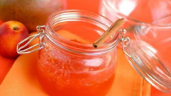 Mango-Nektarinen-Marmelade