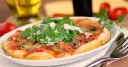 Pizza Prosciutto e Rucola