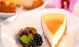 American Cheesecake | Käsekuchen