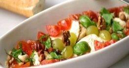Mozzarella mediterran