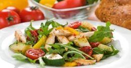 Kartoffel-Huhn-Salat