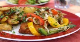 Marokkanische Bratkartoffeln