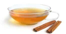 Papaya-Zimt-Tee