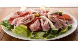 Italien-Salat