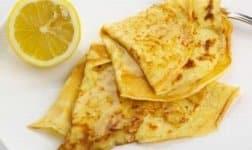 Pfannenkuchen / Pfannkuchen oder  Eierkuchen Rezept