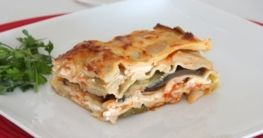 Low Carb Zucchini - Lasagne