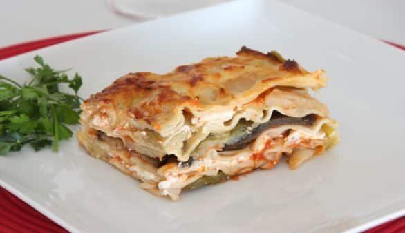 low carb zucchini lasagne rezept. Black Bedroom Furniture Sets. Home Design Ideas