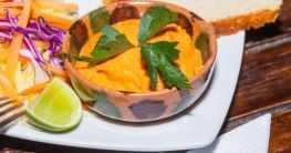 Karotten Brotaufstrich für den Thermomix