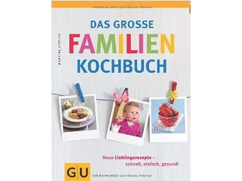 Das große Familienkochbuch