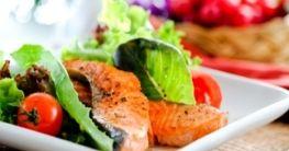 Kalorienarme Küche