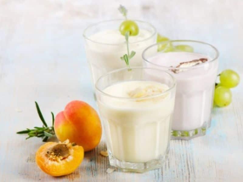 Aprikosen Parfait Rezept