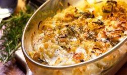 Gemüse-Kartoffel Auflauf Rezept
