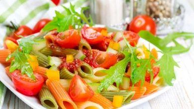 Italenischer Nudelsalat
