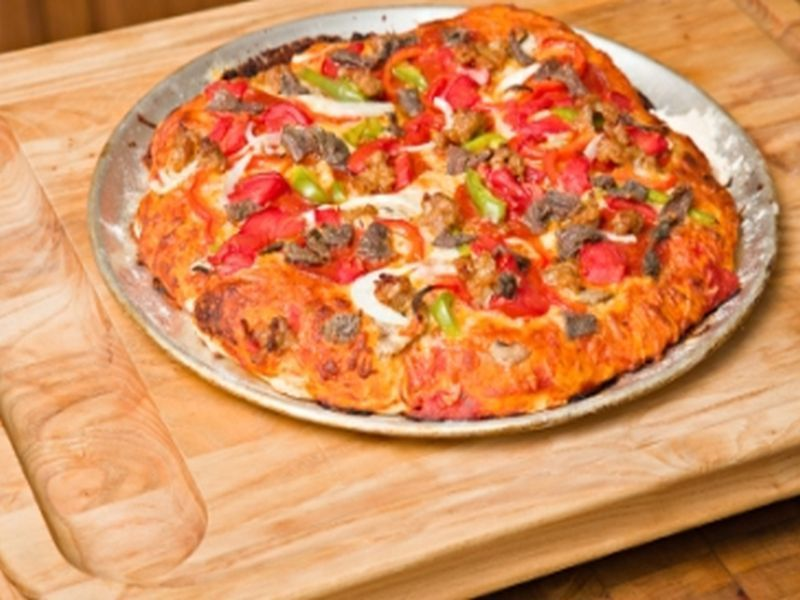 Pizza Calabrese