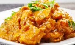 Putenfleisch mit Aprikosen und Curry-Reis Rezept