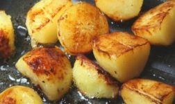 Röstkartoffeln aus dem Backofen Rezept