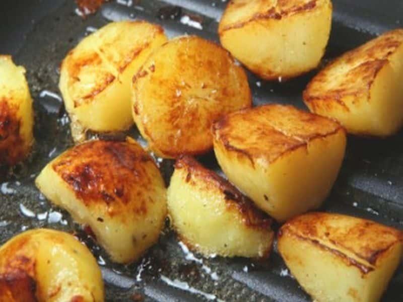 Röstkartoffeln