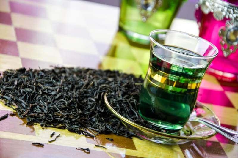Türkische Getränke