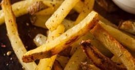 Ofen Pommes frites