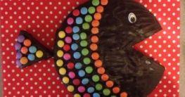 Regenbogenfisch Kuchen