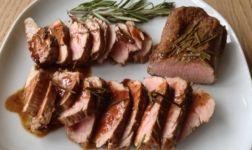 Rosmarin-Balsamico-Schweinefilet Rezept