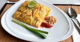 Pad Thai Omelette