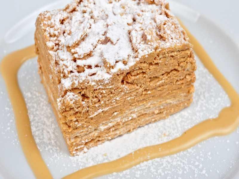 Torte Napoleon