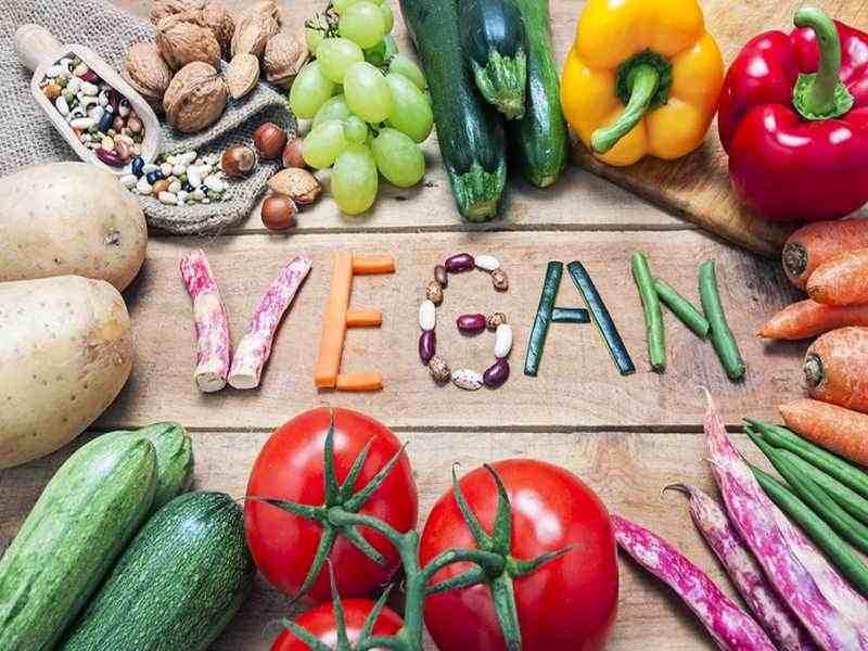 Vegan ©iStockphoto/minoandriani