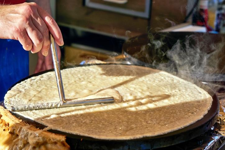 Crepes Zubereitung ©iStockphoto/DR pics24