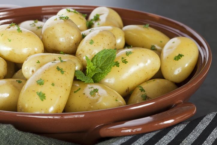 Kartoffeln ©iStockphoto/travellinglight