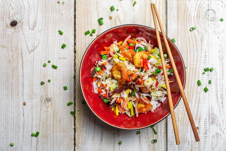Reisgericht ©iStockphoto/Shaiith